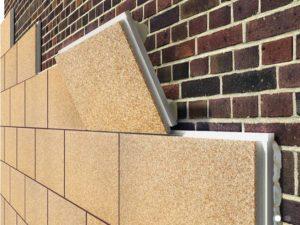 фасадные панели под штукатурку