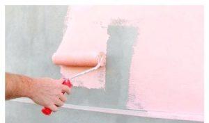 покраска цсп не отличается от покраски других поверхностей
