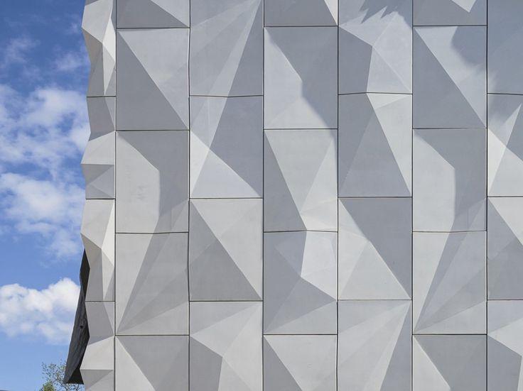 алюминиевые объемные панели