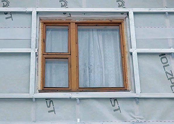 Окно из металлического профиля своими руками