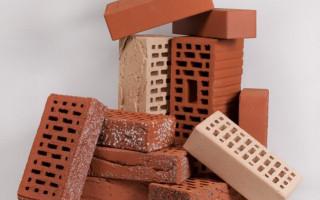 Качества и виды строительного кирпича
