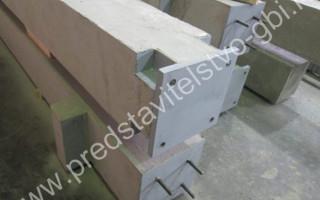 Различные типы колонн, используемых в строительстве