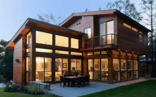 Почему каркасные дома такие популярные?