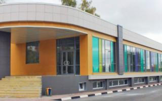Фасады торговых центров: варианты от эскизов до воплощения