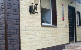 Какие выбрать панели для отделки фасадов частных домов