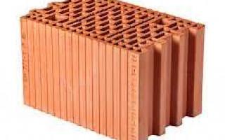 Что следует знать о керамическом блоке