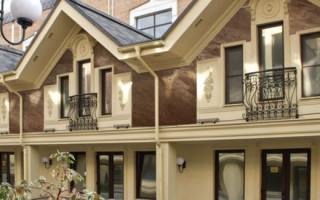 Виды декоративной штукатурки для фасада дома, рекомендации и советы.