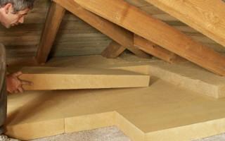 Как утеплить крышу дома изнутри своими руками, чтобы не было конденсата