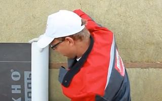 Утепление стен снаружи минватой или пеноплексом под сайдинг