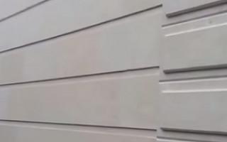 Фасад из травертина – модно и выгодно