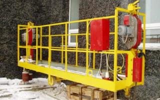 Фасадные подъемники и строительные люльки: сборка, монтаж и анализ моделей