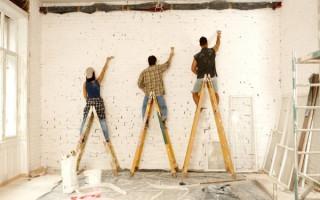 Чем замаскировать кривые стены – варианты решения проблемы