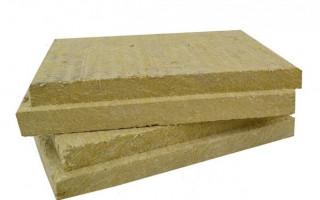 Базальтовая вата – один из самых надежных теплоизоляционных материалов