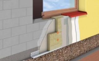 Виды утепления фасадов