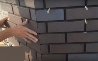 Монтаж фасадных панелей: облицовка и крепление своими руками