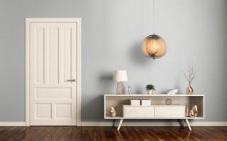 Особенности выбора межкомнатных дверей для любого интерьера