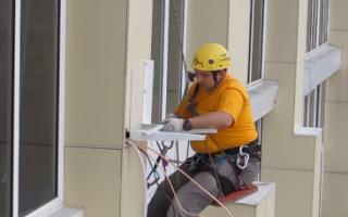 Инструкция по монтажу кондиционера на фасад