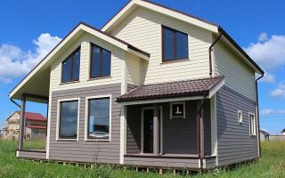 Правильный ремонт: технология обшивки дома сайдингом