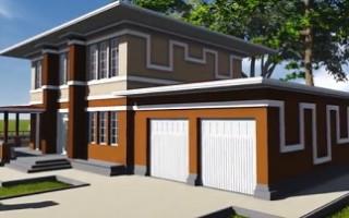 Стили фасадов зданий: встречаем дом «по одёжке»