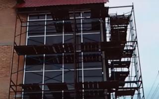 Стоечно – ригельная система остекления фасадов от А до Я