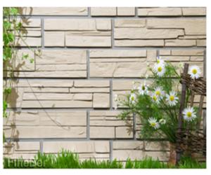 Искусственный камень – хороший вариант для облицовки дома