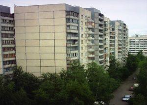 Санация - программа по утеплению панельных домов