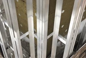 Анодированный алюминиевый профиль в вентилируемых фасадах