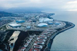 системы нвф из анадированного алюминя использовали при строительстве олимпийских объектов в Сочи