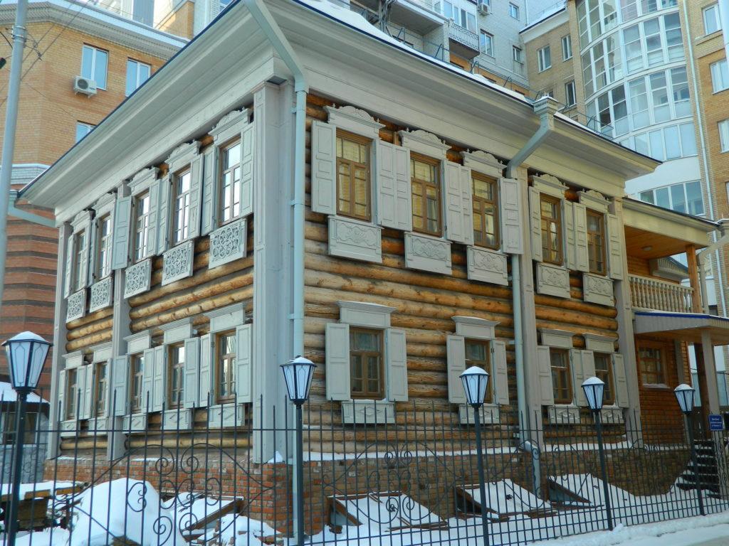 Реставация архитектурного памятника