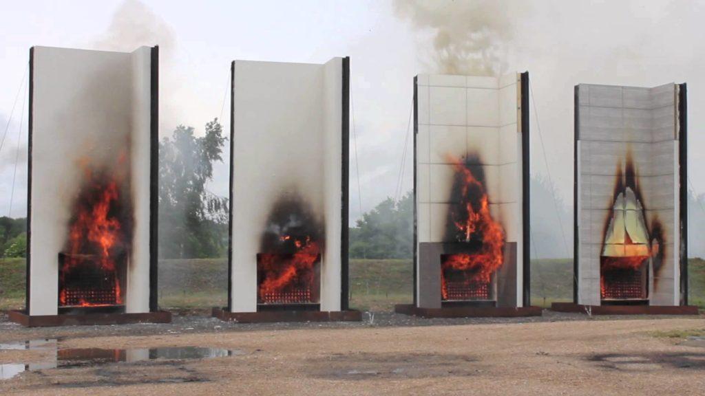 Класс пожарной опасности фасадных материалов