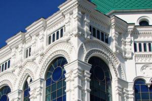Качественная реставрация фасада