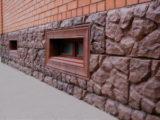 Облицовочные панели для фундамента дома