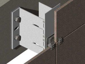 алюминиевый профиль под керамогранит