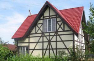 применение цементно стружечной плиты для фасада