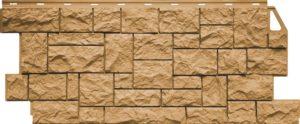 облицовочные пнели для фасада дома под камень