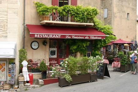 фасад ресторана в приморском стиле