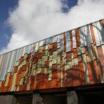 """Фасадный керамогранит, подходящий для технологии """"вентфасад"""""""