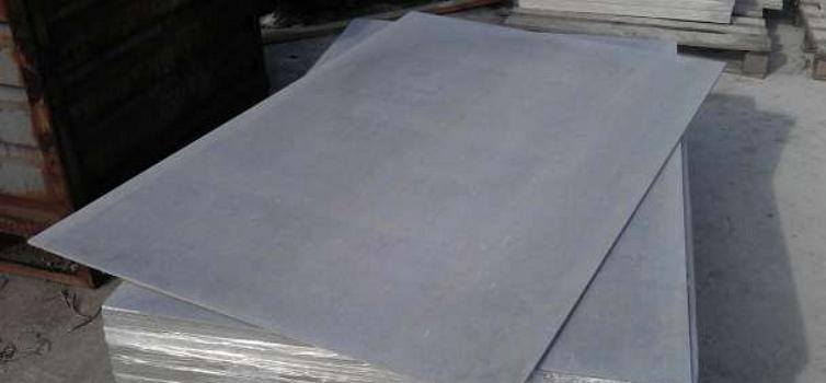 готовый асбоцементный лист