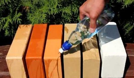 эффект от гидрофобизации фасада