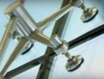 Спайдерное остекление фасадов: виды, особенности, монтаж