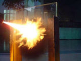 Противопожарное стекло: проверка