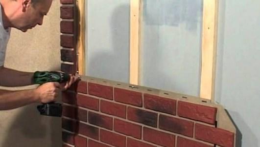 крепление фасадных панелей