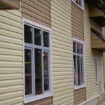 Обшивка сайдингом деревянного дома своими руками: особенности и последовательность работы