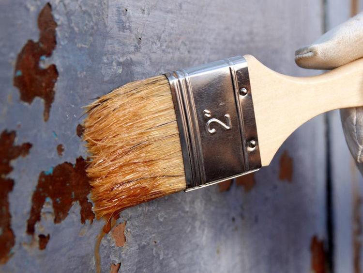 быстросохнущая краска по металлу
