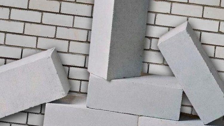размер силикатного кирпича белого стандарт