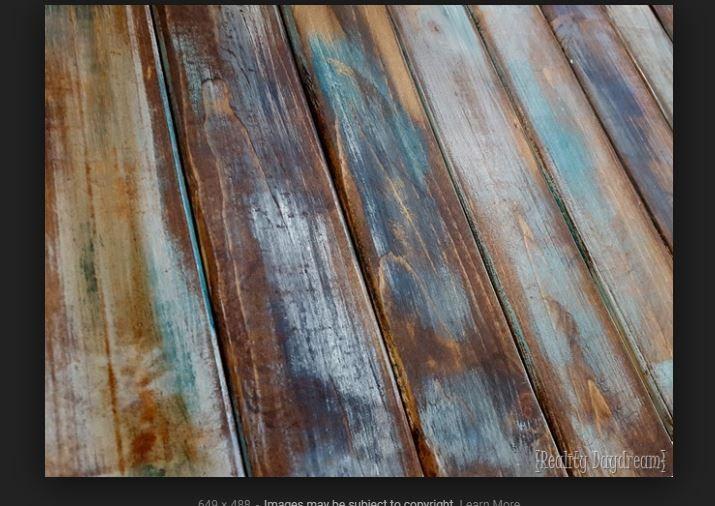 Состаривание древесины своими руками фото