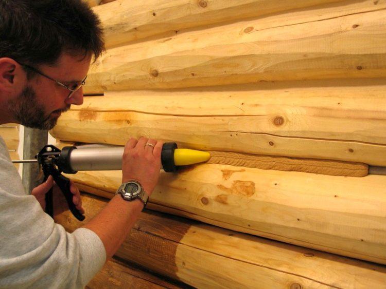 герметик для дерева для наружных работ