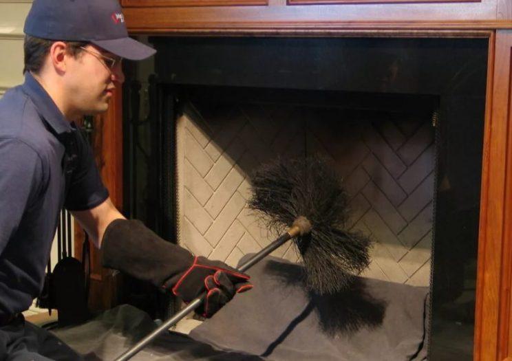 Признаки засорения дымохода в частном доме