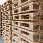 Деревянные поддоны и ящики